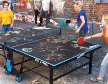 les bienfaits du ping-pong