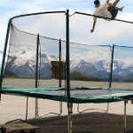 perdre du poids avec le trampoline