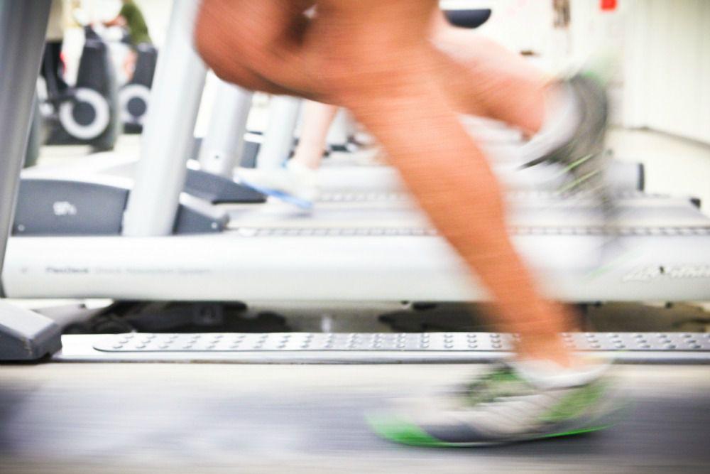 Progresser en course à pied - tapis de course
