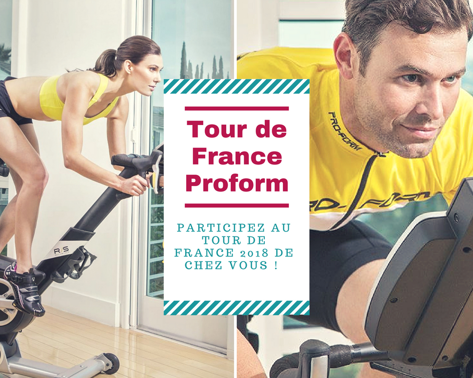 vélo cycling Tour de France 2018 proform
