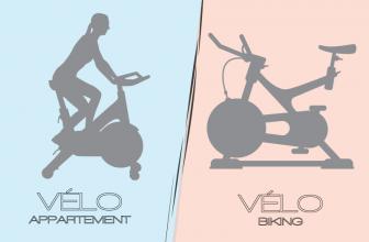 Vélo d'appartement ou vélo Biking ?