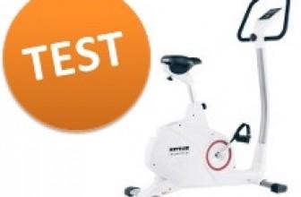 Test et avis du vélo E1 Kettler