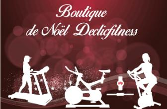 La boutique de Noël Declicfitness ouvre ses portes