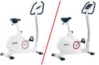 Comparatif des vélos d'appartement ergomètres Kettler (1/2)