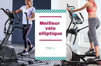 Meilleur vélo elliptique 2018