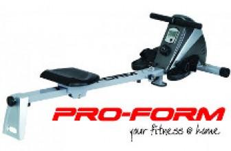 Le rameur Proform R350 : Un rameur à moins de 400 euros