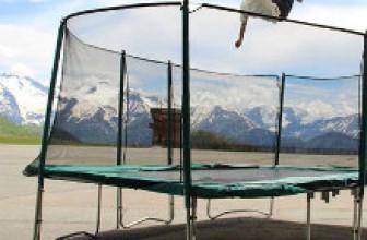 Le trampoline, votre allié forme et tonicité